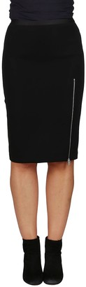 Alyx Zipped Fitted Skirt