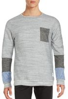 Kinetix Long Sleeve Colorblock Tee