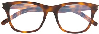 Saint Laurent Eyewear wayfarer frame glasses