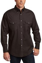 Wrangler Men's Big & Tall Painted Desert Basic Work Western Shirt