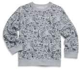 Lacoste Toddler's & Little Boy's Graphic Sweatshirt