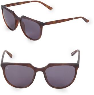 Smoke X Mirrors Blitzkrieg 53MM Round Sunglasses