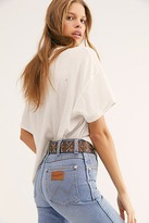 Wrangler High Rise Heritage Fit Jeans at Free People Denim