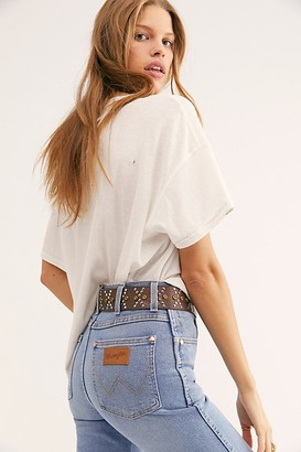 Wrangler High Rise Heritage Fit Jeans