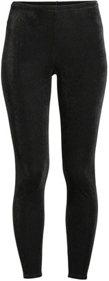Eileen Fisher Velvet Ankle Leggings