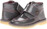 Pablosky Kids 0183 (Toddler) (Grey Patent) - Footwear
