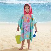 Mermaid Kids Hooded Towel