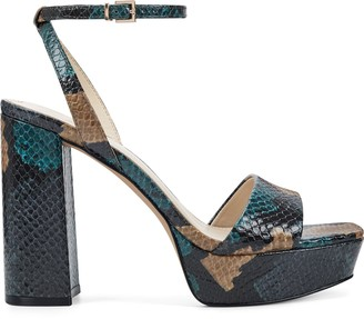 Vince Camuto Chastin Platform Sandal - Excluded From Promotion