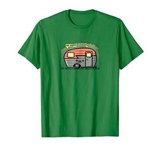 Camper Shirt.Woot: Happy T-Shirt