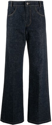 REJINA PYO High-Rise Wide-Leg Jeans