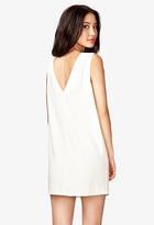 Forever 21 Bejeweled Sheath Dress
