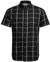 Jack & Jones Short Sleeve Plaid Shirt