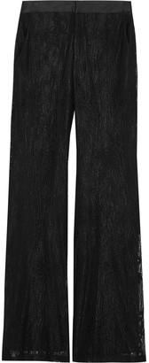 Alexis Agata Guipure Lace Flared Pants