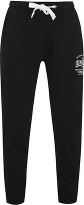 Lonsdale London Box Lightweight Sweat Pants Mens