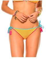 Bananamoon Banana Moon Teens Yellow Tie Side Reversible Bikini Panties Beachpoint Lia.