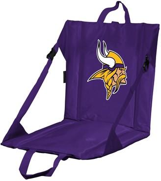 Logo Brands Minnesota Vikings Folding Stadium Seat