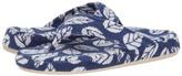 Acorn Summerweight Spa Cotton Thong Women's Slippers