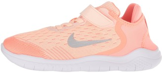 Nike Girls' Free 2018 Competition Running Shoes