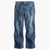 J.Crew Point Sur Stevie X-rocker jean with nicking