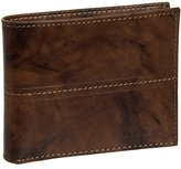 Dockers Slim Pocketmate Wallet with Removable Card Case and Embossed Logo