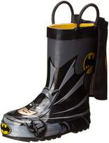 Western Chief Waterproof D.C. Comics Character Rain Boots with Easy on Handles