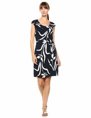Nic+Zoe Women's IRIS Twist Dress