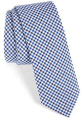1901 Plaid Cotton Tie
