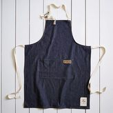west elm FEED Apron - Denim