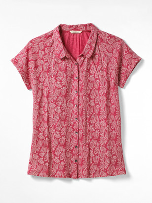 White Stuff Harbour Holiday Jersey Shirt