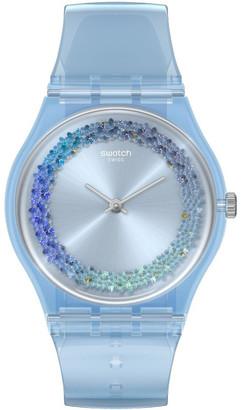 Swatch Azzura Watch