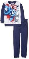 Marvel Baby Girls' 15833forwardslash10AZ Pyjama Set