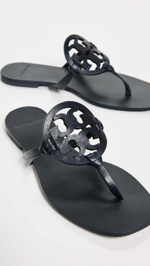 d33bcd8ba2b2 Tory Burch Rubber Flip Flops - ShopStyle