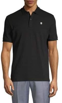G Star Short-Sleeve Polo