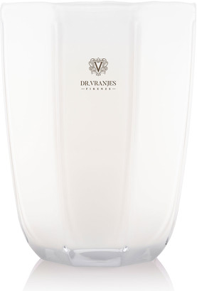 Dr.Vranjes 105.8 oz. Ginger Lime White Candle