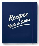 Kate Spade Order Up Recipe Notebook