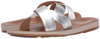 OluKai Ke'a (Tapa/Tan) Women's Sandals