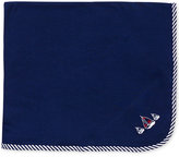 Little Me Baby Boys' Sailboat Blanket