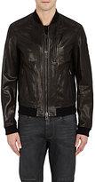 Belstaff Men's Stanton Bomber Jacket-BLACK
