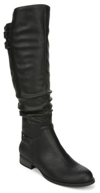 LifeStride Faunia Wide Calf Riding Boot