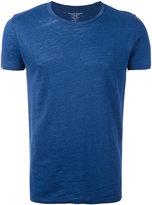 Majestic Filatures round neck T-shirt - men - Silk/Linen/Flax - M