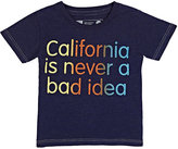 "Little DiLascia ""California Is Never A Bad Idea"" Jersey T-Shirt"