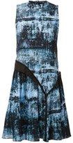 Proenza Schouler asymmetric shift dress