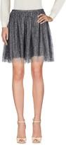 RED Valentino Knee length skirts - Item 35313193
