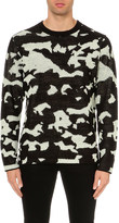 Cheap Monday Moe Easy Invader knitted jumper