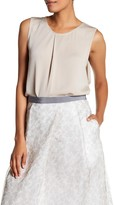 Max Mara Vanna Pleated Tank