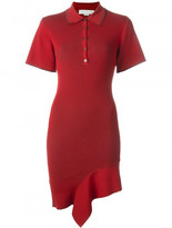 Stella McCartney asymmetric knit dress