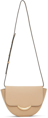 Wandler Beige Billy Arch Bag