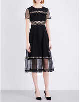Maje Rome lace dress