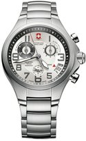 Victorinox Men's 241331 Stainless-Steel Swiss Quartz Watch with Dial
