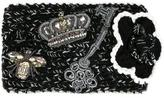 Dolce & Gabbana flower beanie - women - Cashmere - One Size